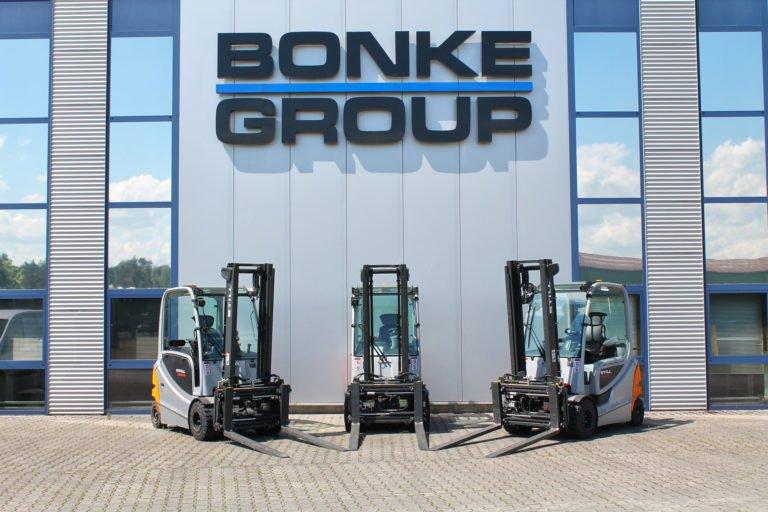 Bonke Group Elektro Stapler