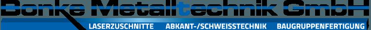 Bonke Metalltechnik Logo