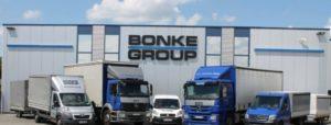 Bonke Group LKWs