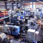 Bonke Metalltechnik Produktionshalle